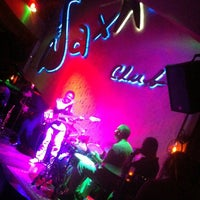 Photo taken at Saxn'art Jazz Club by Arthur H. on 5/19/2013