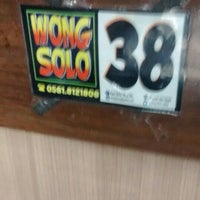 Photo taken at WONG SOLO by Akimo M. on 1/28/2016