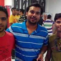 Photo taken at Cinemax by Shakil B. on 3/9/2014