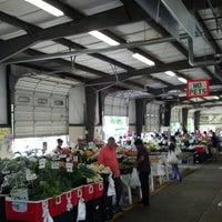 Photo taken at Charlotte Regional Farmer's Market by Tommy C. on 6/1/2013
