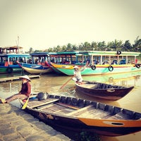 Photo taken at Hoi An by AUManiac T. on 12/27/2012