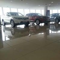 Photo taken at Nissan K.Tepretoğulları Otomotiv A.ş by ☆ Hülya ☆ on 7/4/2014