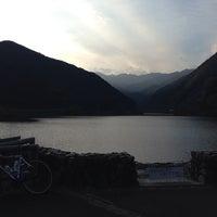 Photo taken at 名栗湖 by Satoshi W. on 11/14/2013