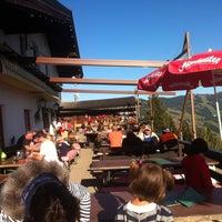 Das Foto wurde bei Berggasthaus Sportalm von Joerg M. am 10/25/2012 aufgenommen