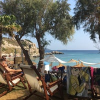 Photo taken at Glikoriza Beach by Can T. on 8/30/2017