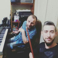 Photo taken at Çağdaş müzik by Muharrem U. on 2/18/2016