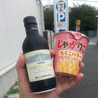 Photo taken at 7-Eleven by 秋雄 玉. on 9/15/2014