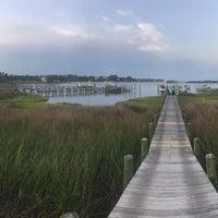 Photo taken at Hammocks Beach State Park by Elizabeth 🍍 L. on 7/5/2017