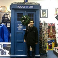 Photo taken at The Who Shop & Museum by Egemen A. on 11/11/2015