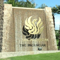 Photo taken at The Phoenician by Eric W. on 11/9/2012