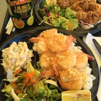 Photo taken at Island Eats Hale 'Aina by Guen S. on 8/31/2015