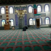 Photo taken at Altıntaş Ulu Camii by Mustafa D. on 6/5/2015
