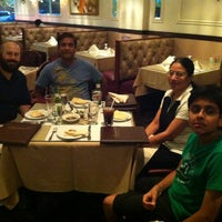 Photo taken at Banjara Indian Cuisine by Mike D. on 10/18/2012