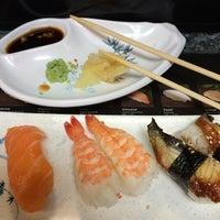 Photo taken at Sushi Ring by Mark K. on 2/26/2015