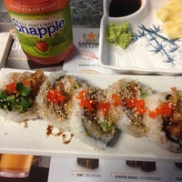 Photo taken at Sushi Ring by Mark K. on 2/14/2014