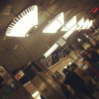 Photo taken at Midosuji Line Shinsaibashi Station (M19) by Ken N. on 10/26/2012