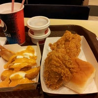 Photo taken at KFC by Nrul S. on 1/16/2013