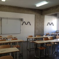 Photo taken at Liceo Scientifico Galileo Galilei by Alberto F. on 6/9/2014