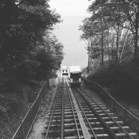 Photo taken at Babbacombe Cliff Railway by Steve H. on 9/5/2015