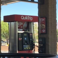 Photo taken at QuikTrip by Buffie F. on 6/11/2018