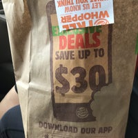 Photo taken at Burger King by Buffie F. on 1/8/2018