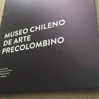 Foto tirada no(a) Museo Chileno de Arte Precolombino por Lucinha A. em 8/6/2018