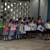Photo taken at Instituto Pedagógico by Norma G. on 6/5/2014