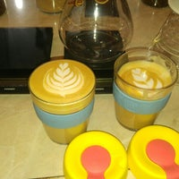 Foto scattata a Conde De Medellin Especiality Coffees México da Jorge L. il 6/11/2016