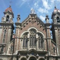 Photo taken at Basílica de San Juan El Real by Simon W. on 6/3/2016