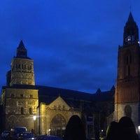 Photo taken at Bestuursgebouw Universiteit Maastricht by Simon W. on 1/9/2016