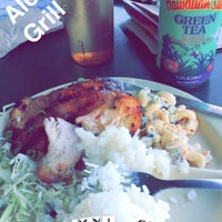 Photo taken at Aloha Island Grille by Calster1 L. on 9/18/2016