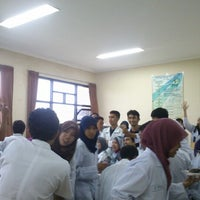 Photo taken at Fakultas Perikanan dan Ilmu Kelautan by sndy D. on 12/26/2012
