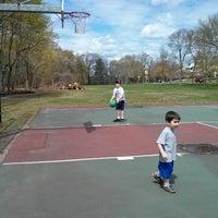 Photo taken at Pat & Gabriel Farren Playground by Kat P. on 5/3/2014