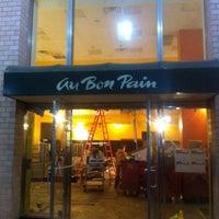 Photo taken at Au Bon Pain by Yola on 1/8/2014