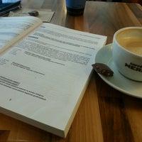 Photo taken at Caffé Nero by Koray K. on 10/29/2016