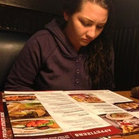 Photo taken at TGI Fridays by Stephanie C. on 2/18/2013