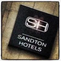 Photo prise au Sandton Hotel Brussels Centre par Willy C. le2/16/2013