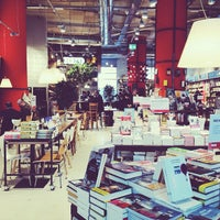 Photo taken at la Feltrinelli RED by Benedetta A. on 10/31/2013