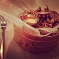 Photo taken at Zerodue Restaurant by Benedetta A. on 4/27/2013