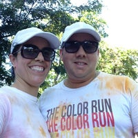 Photo taken at Color Run Recife by Andre M. on 7/28/2013