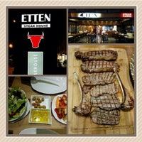 Photo taken at Etten SteakHouse by Hakan E. on 9/11/2014