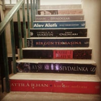Photo taken at Gökay Kitap ve Kültür Merkezi by Fatmanur K. on 3/27/2014