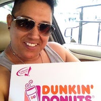 Photo taken at Dunkin Donuts by Luvy N. on 5/17/2014