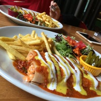 Photo taken at Ranchero Mexican Grill by Irmak K. on 6/5/2015