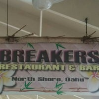 Photo taken at North Shore Breakers Restaurant & Bar by Spencer M. on 9/28/2015