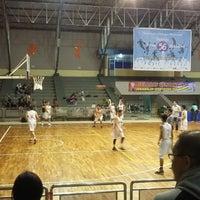 Photo taken at GOR Pajajaran by Gavin G. on 12/15/2016