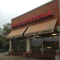 Photo taken at Raimo's Pizzeria by Eileen O. on 10/19/2012