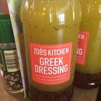 Photo taken at Zoës Kitchen by Michael M. M. on 7/25/2016