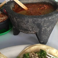 Photo taken at Los Molcajetes Mexican Restaurant by Jerrod F. on 3/6/2013