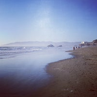 Photo taken at Pacific Ocean by Dmitry N. on 4/19/2013